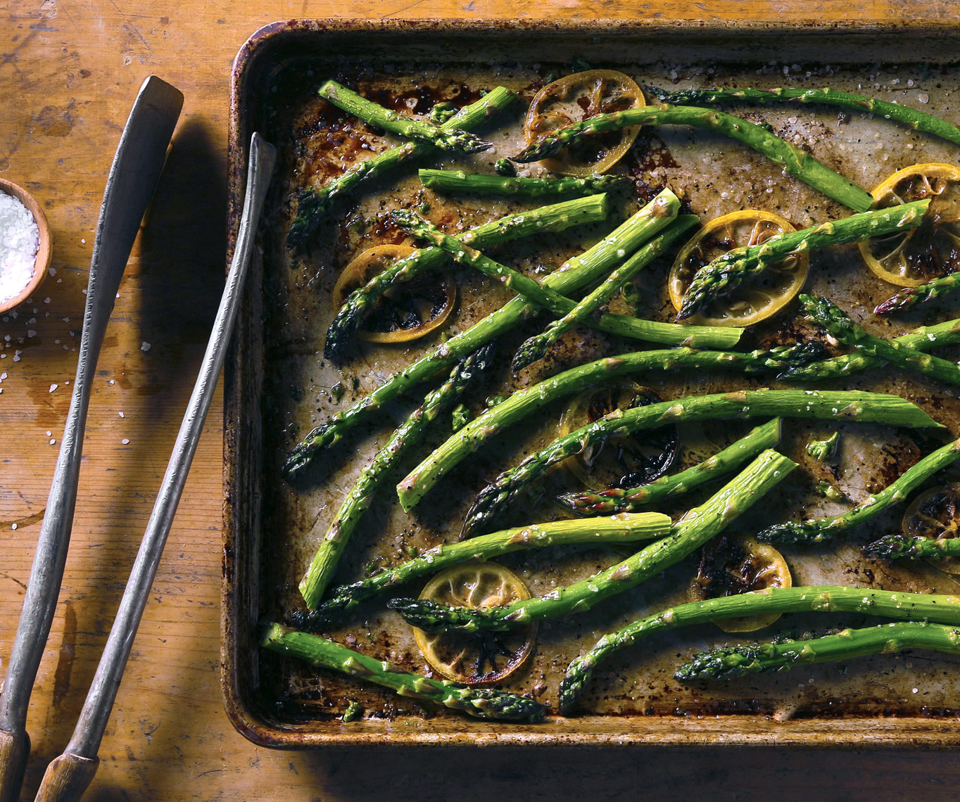 Asparagus Pan Roasted Christopher Nastri