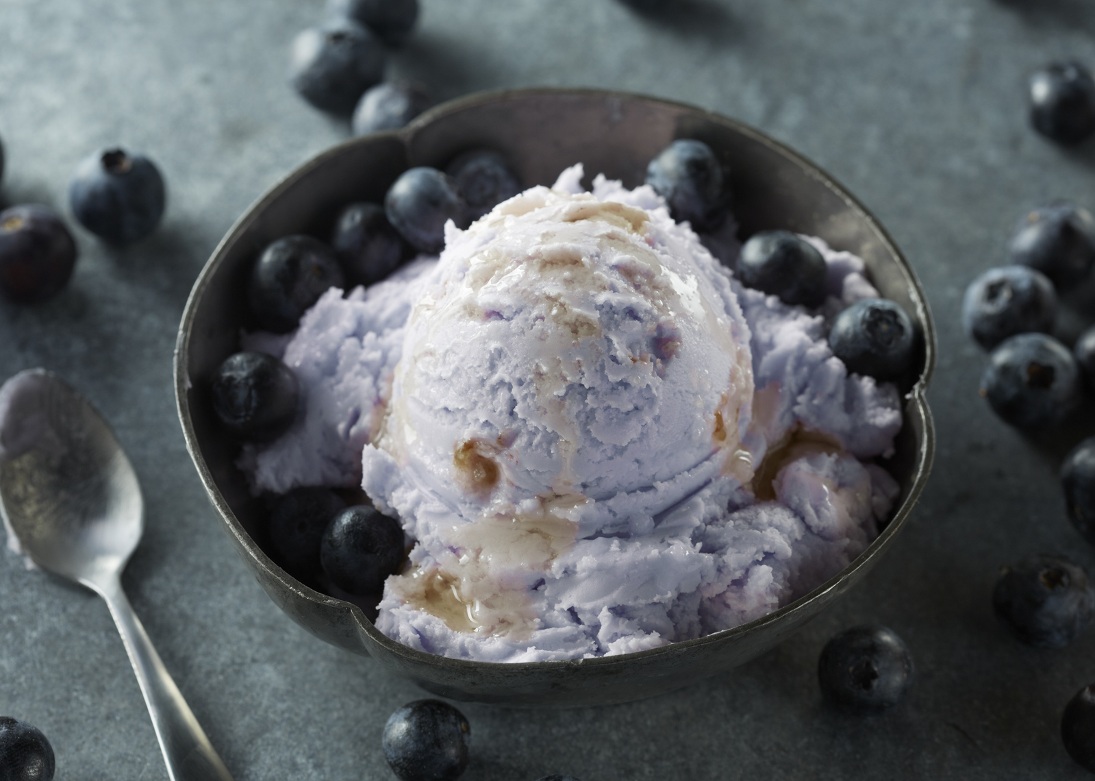 Blueberry Ice Cream Christopher Nastri